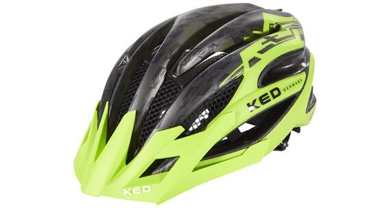 KED Wayron PRO - Casco - verde/negro